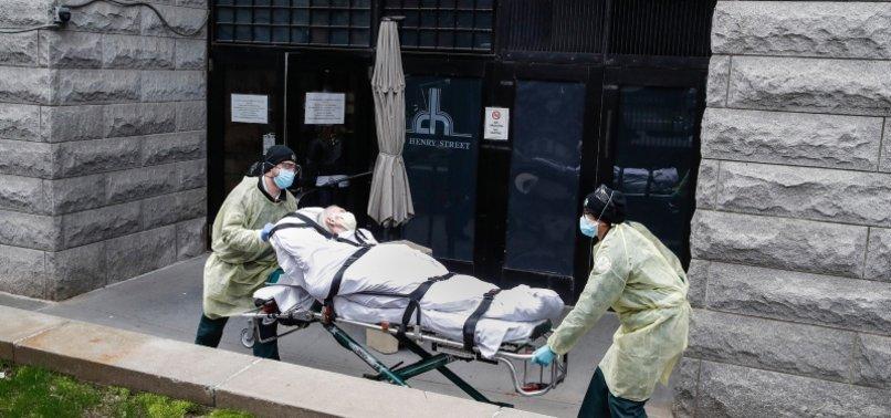 CORONAVIRUS-RELATED DEATHS IN UNITED STATES SURPASS 150,000 MARK
