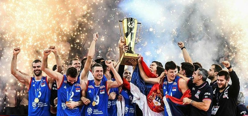 SERBIA WIN GOLD IN VOLLEYBALL EUROPEAN CHAMPIONSHIP