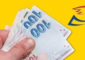 PTT şirket hesabındaki 172 milyon dolar ve 20 milyon euro'sunu TL'ye çevirdi