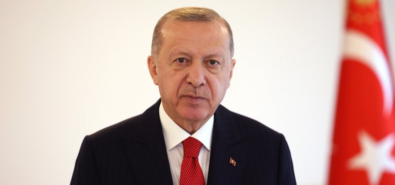 ERDOĞAN: G20 SHOULD PROMOTE FAIR ACCESS FOR ALL TO COVID-19 VACCINE