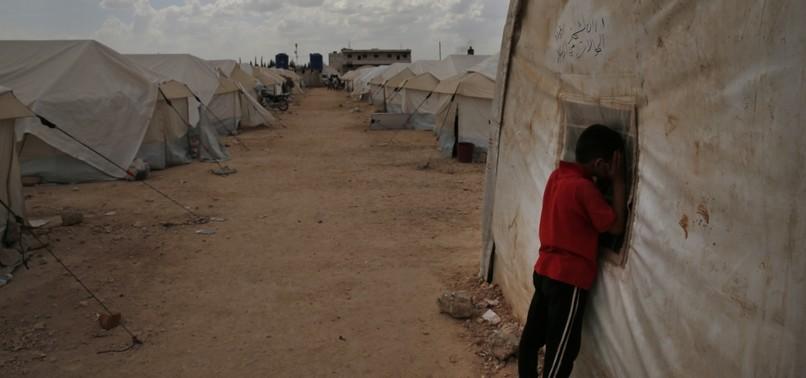 WAR-TORN SYRIA TO FACE MAJOR CRISIS AMID BLOODBATH IN IDLIB, UN WARNS