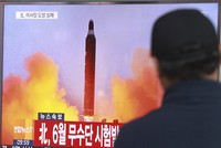 North Korea has enough weapons-grade plutonium to produce 10 nuclear bombs, South Korea's Defence Ministry claimed on Wednesday.
