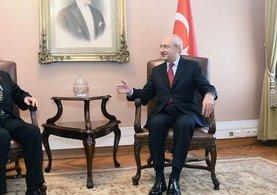 Kemal Kılıçdaroğlu, Meclis'te Bahçeli ile görüştü