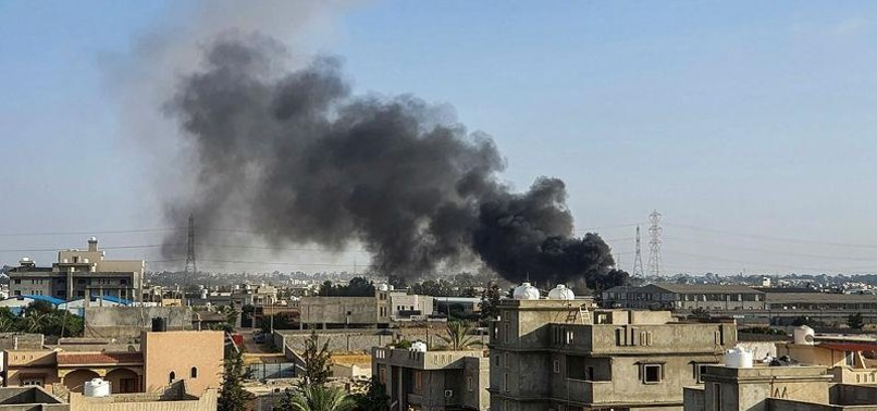 UN URGES LIBYAN RIVALS TO ABIDE BY CEASE-FIRE