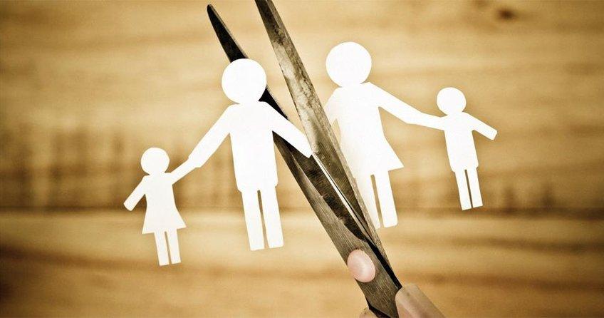 Boşanan çifte kolaylık geldi