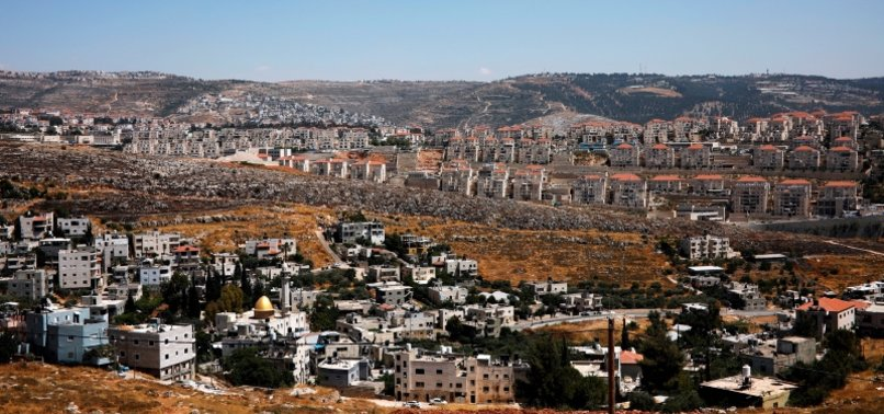 ISRAEL TO APPROVE JEWISH SETTLER HOMES IN WESH BANK: PEACE NOW