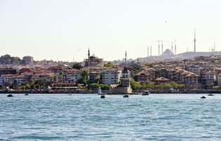 Have an unforgettable day by visiting historic places in Istanbul's Üsküdar district