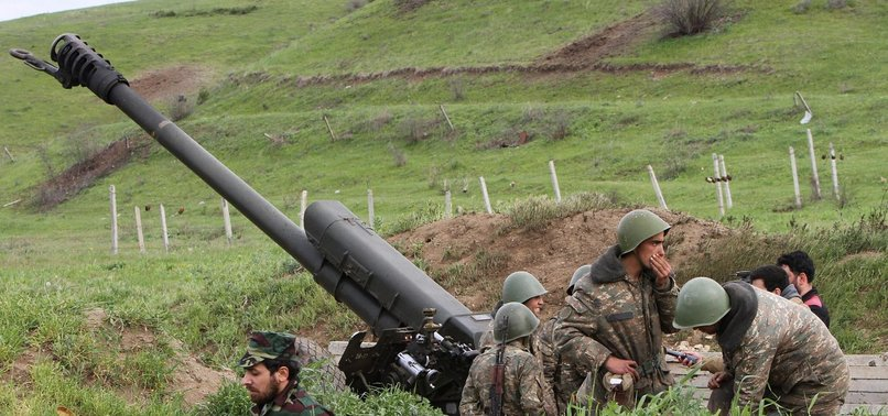 ARMENIA VIOLATES FRESH CEASE-FIRE WITH AZERBAIJAN