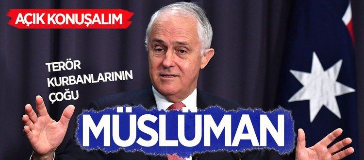Avustralya Başbakanı'ndan terörle mücadele açıklaması