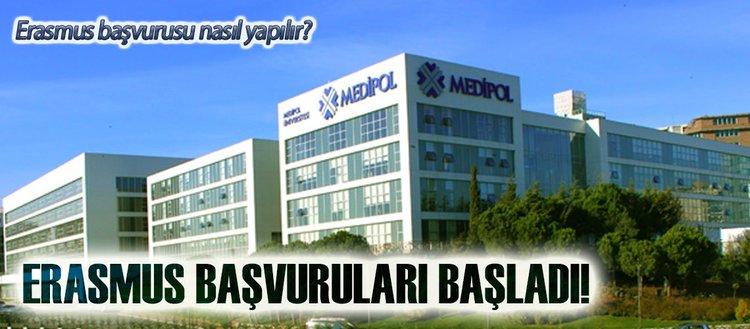 İstanbul Medipol Üniversitesi Erasmus başvuruları başladı!