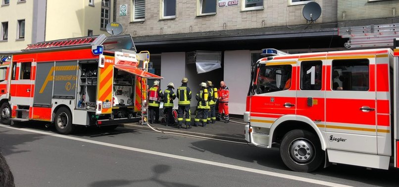 MUSLIM GROUP CALLS FOR PROBE INTO MOSQUE FIRE IN GERMANY