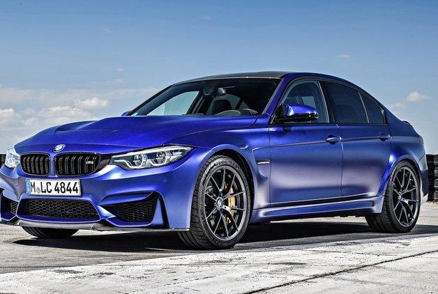 2018 BMW M3 CS neler sunuyor?