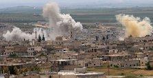 Regime airstrikes kill nearly 20 in Syria's de-escalation zone