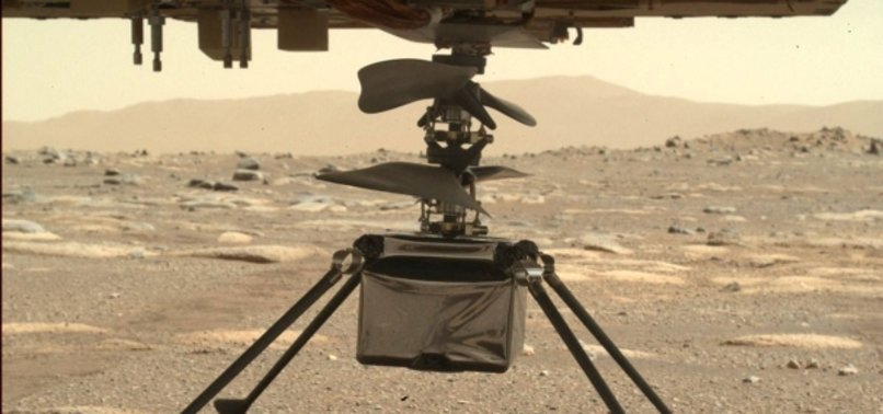 NASA PUSHES BACK LAUNCH OF MARS HELICOPTER