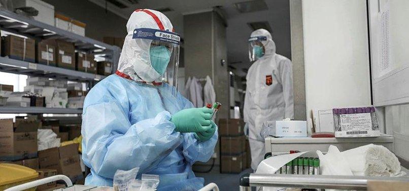 CHINA TESTING ANTI-EBOLA DRUG AGAINST CORONAVIRUS