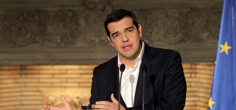 TIME FOR GREECE TO OVERHAUL CONSTITUTION, SEPARATE CHURCH AND STATE, PM TSIPRAS SAYS