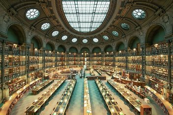 Dünyanın en ilginç 10 kütüphanesi