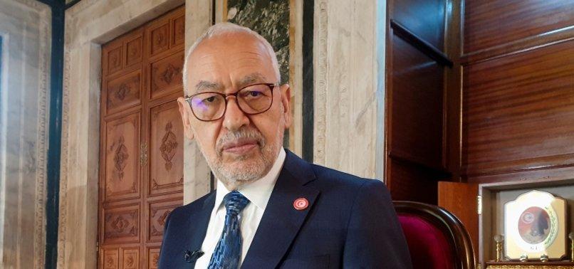TUNISIAN ENNAHDA LEADER SAYS CRISIS OPPORTUNITY FOR REFORM