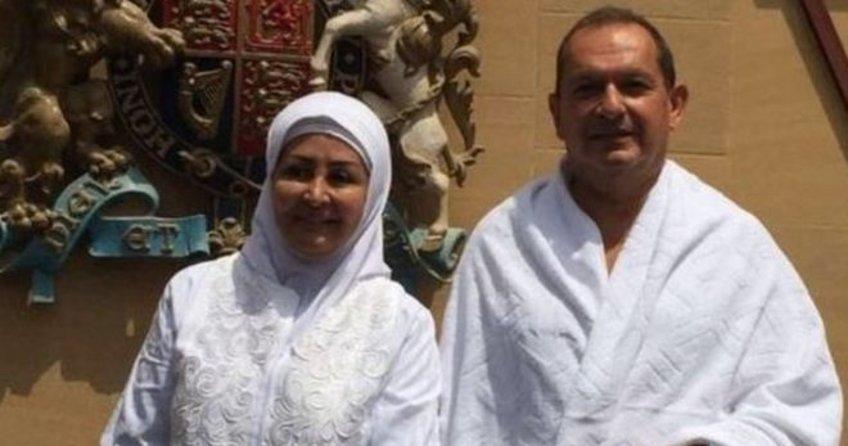İngiltere'nin Riyad büyükelçisi hacı oldu