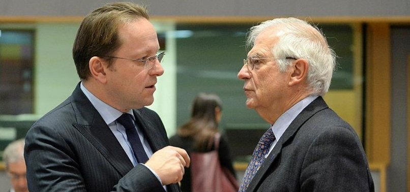 EU URGES ACCESSION TALKS WITH N. MACEDONIA AND ALBANIA