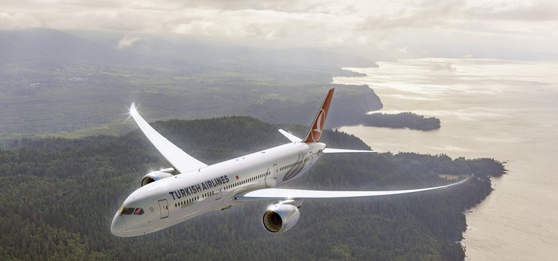 TURKISH AIRLINES SUSPENDS FLIGHTS TO NEW YORK