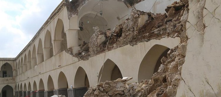 Bağdat Büyükelçisi Yıldız, Osmanlı Kışlası'nın yeniden inşası için girişimde bulunacak