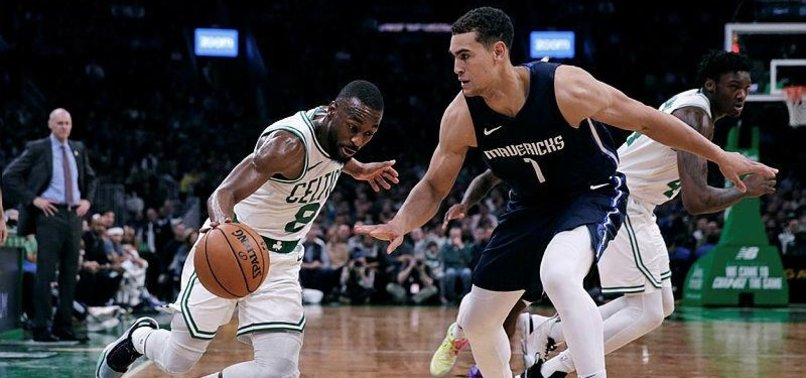 WALKER SCORES 29 TO LEAD CELTICS PAST MAVERICKS 116-106