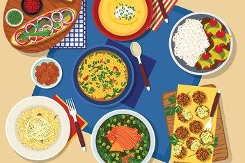 Ülkelerin 20 ilginç yemek adabı