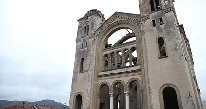 pPlans are underway to restore the over 140-year-old Aya Yorgi church (also referred to as Hagios Georgios), located in Osmaneli district of Turkey's midwestern Bilecik province, and use it as a...
