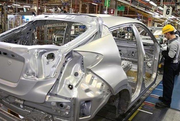 Türkiye'de otomobil üretimi 10 yılın zirvesine çıktı