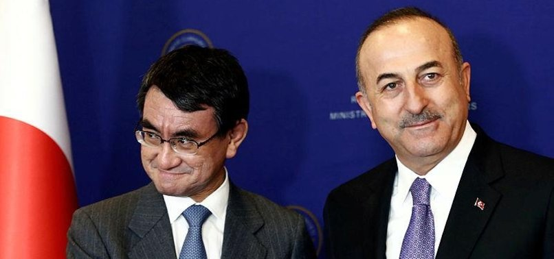 TURKEY, JAPAN EYE CLOSER HUMANITARIAN COOPERATION