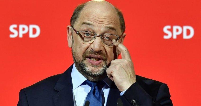 Yılın Kaybedeni: Martin Schulz