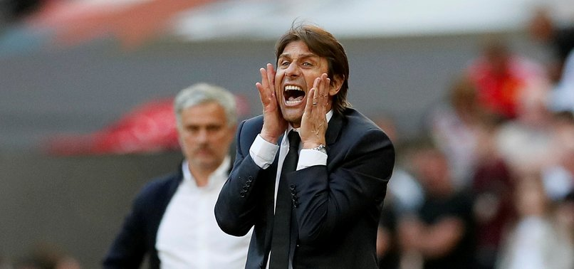 CHELSEA PART WAYS WITH MANAGER ANTONIO CONTE AFTER TWO SEASONS