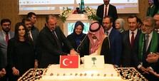 Saudi Embassy in Ankara marks National Day