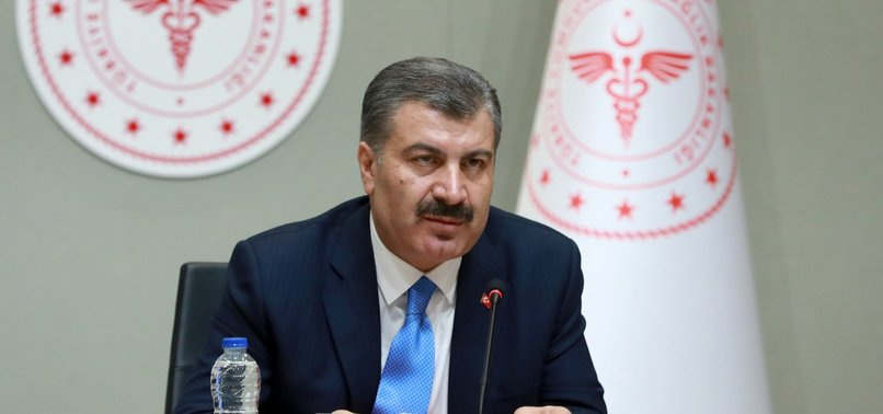 TURKEYS CORONAVIRUS DEATH TOLL JUMPS TO 75, WITH 1,196 NEW CASES - HEALTH MINISTER