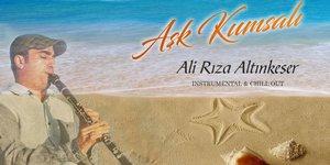 Ali Rıza Altınkeser AŞK KUMSALI Albümünü Müzikseverlerle Buluşturdu
