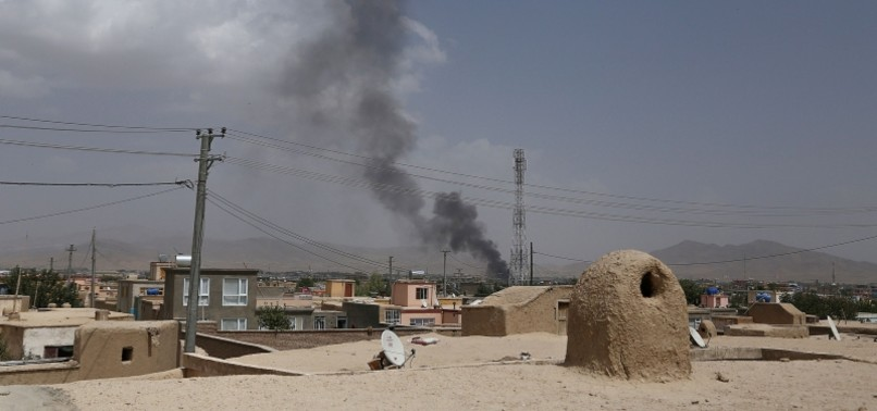 AT LEAST 80 KILLED AS TALIBAN AND AFGHAN FORCES BATTLE FOR CONTROL OF KEY CITY