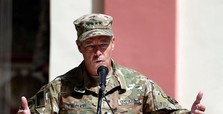 Top Afghan official killed, US general unhurt in shooting