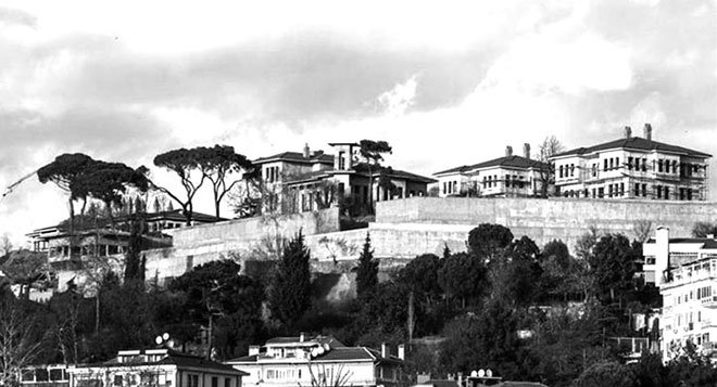 Tarihe tanıklık eden mimari şaheser: Vahdettin Köşkü (14 Ocak2019 )