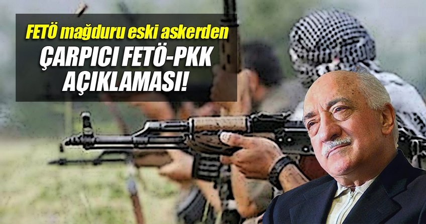 Dursun Çiçek: PKK'yı ve IŞİD'i FETÖ yönetiyor