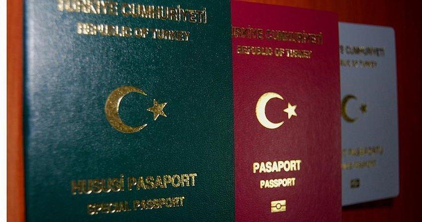 Diplomatik ve hizmet pasaportlu 1059 kişiden Almanya'ya iltica talebi