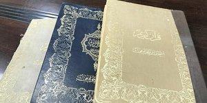Filistinde Abdulhamid döneminde Kuran-ı Kerimi