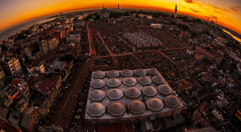 ISTANBULS LANDMARKS LURE ADVENTURERS, HISTORY ENTHUSIASTS