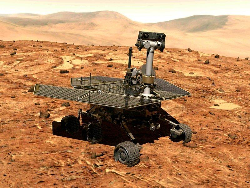 NASA MARS KEŞİF ARACI OPPORTUNİTY'YE VEDA ETTİ