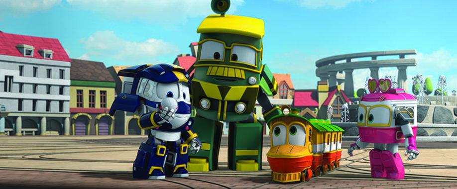 Robot Trenler minika ÇOCUKta!