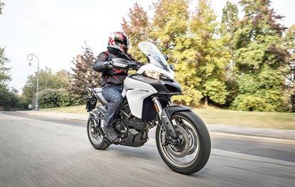 MOTOSİKLET · Ducati Multistrada 950