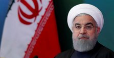 Rouhani rejects talks, says Iran faces U.S.