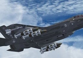 Yerli füze yeni nesil savaş uçağında kullanılacak