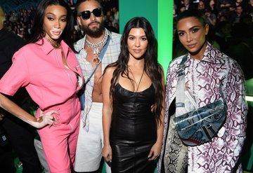 Dior Homme 2020 defilesinde ünlüler geçidi