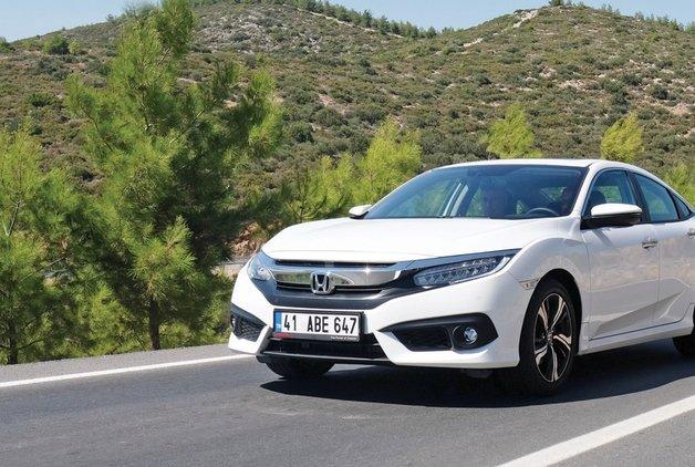 SÜRÜŞ İZLENİMİ · Honda Civic 1.6 i-DTEC 9AT